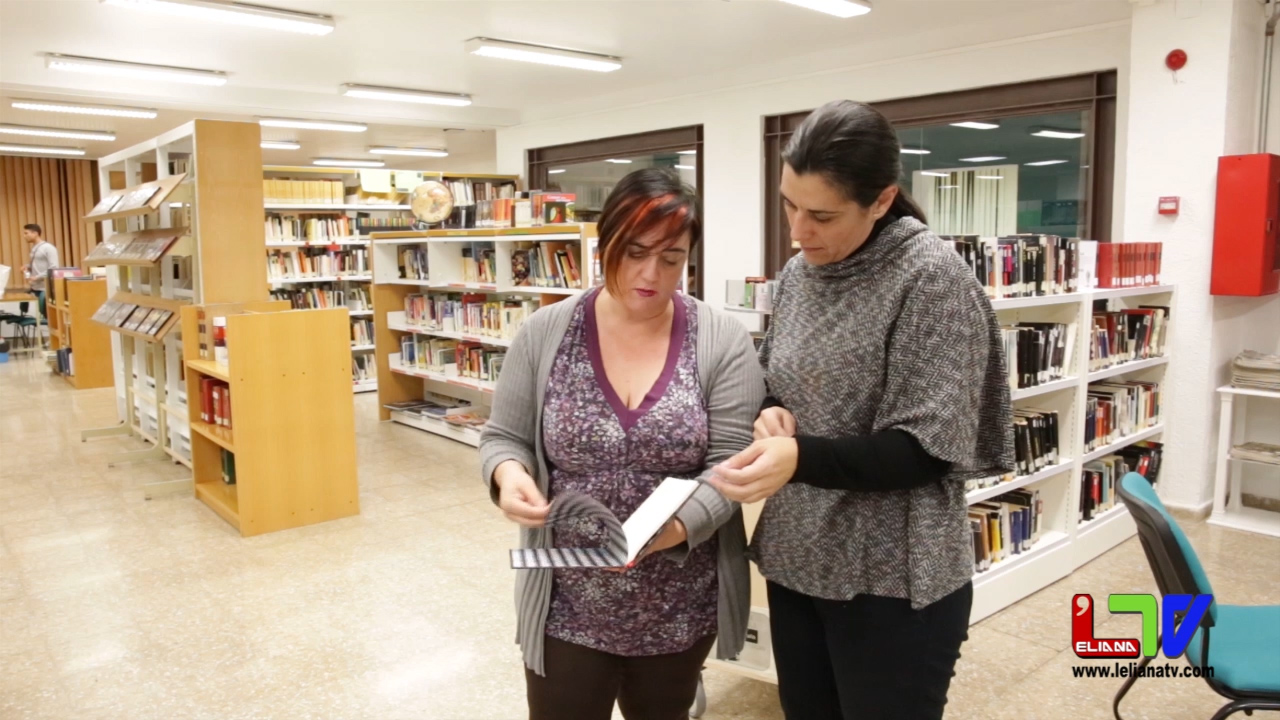 Donaci a la biblioteca municipal l 39 eliana tv - Biblioteca l eliana ...