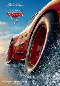 CINEMA D'ESTIU: 'CARS 3' @ Cinema d'Estiu