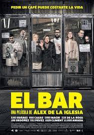 CINEMA D'ESTIU: 'EL BAR' @ Cinema d'Estiu