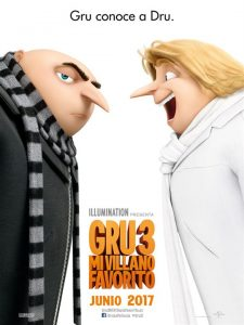 CINEMA D'ESTIU: 'GRU 3, MI VILLANO FAVORITO' @ Cinema d'Estiu