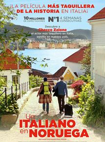 CINEMA D'ESTIU: 'UN ITALIANO EN NORUEGA' @ Cinema d'Estiu