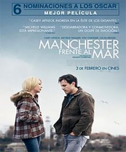 CINEMA D'ESTIU: 'MANCHESTER FRENTE AL MAR' @ Cinema d'Estiu