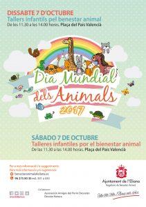 JORNADA ANIMAL @ Plaça País Valencià