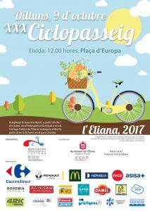 CICLOPASSEIG @ Plaça Europa (Parc de la Pinada)