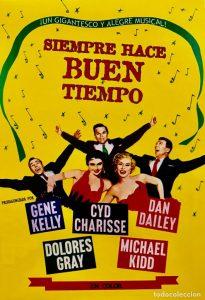 FÒRUM DELS CLÀSSICS DEL CINEMATÒGRAF: 'SIEMPRE HACE BUEN TIEMPO' @ Sala de Debat Pep Torrent