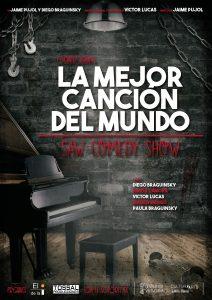 COMÈDIA MUSICAL: 'LA MEJOR CANCIÓN DEL MUNDO' @ Auditori Municipal