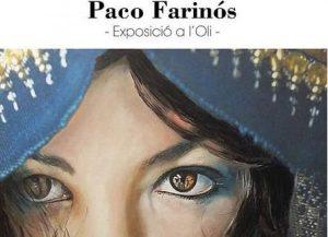 EXPOSICIÓ PINTURA: '5 ANYS DE PINTURA DE PACO FARINÓS' @ Sala d'exposicions