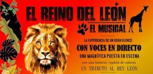ESPECTACLE MUSICAL: 'EL REINO DEL LEÓN' @ Auditori Municipal