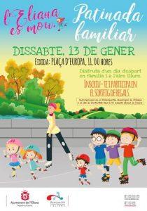 PATINADA FAMILIAR @ Plaça d'Europa