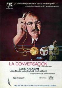 CICLE NEW HOLLYWOOD: 'LA CONVERSACIÓN' @ Sala de Debat Pep Torrent