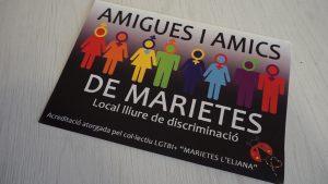 ACTES DE CELEBRACIÓ DEL DIA DE L'ORGULL LGTBI @ Sala de debat Pep Torrent
