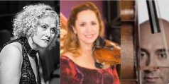 LES TRES BS: Bach, Brahms, Beethoven @ Centre Sociocultural