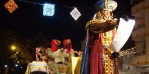 CAVALCADA DELS REIS D'ORIENT @ Plaça d'Europa