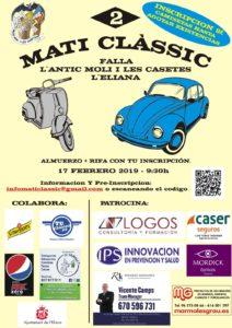 II MATÍ CLÀSSIC FALLA EL MOLI @ Carrer Molí