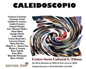 CLOENDA EXPOSICIÓ CALEIDOSCOPIO @ Nou Espai Espositiu CSC