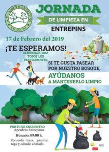 JORNADA DE NETEJA ENTREPINS @ Baixador d'Entrepins