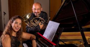 """V SEGLES DE MÚSICA: """"HUI, AHIR, MÚSICA PER A TROMPA I PIANO"""" @ Casa de la Música"""