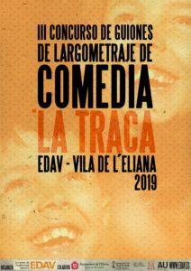 III CONCURS DE GUIONS DE LLARGMETRATGES DE COMEDIA: LA TRACA @ Saló de Plens de l'Ajuntament de l'Eliana
