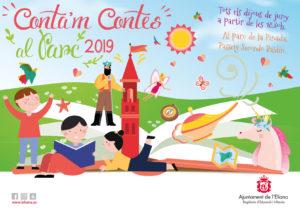 "CONTA'M CONTES AL PARC: ""LA HISTÒRIA DE BONOBOS AMB ULLERES"""